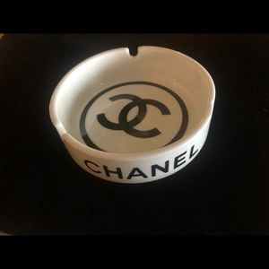 Chanel ashtray